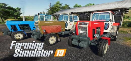 Photo of FS19 – Fortschritt Zt 300-C Traktör V1.0