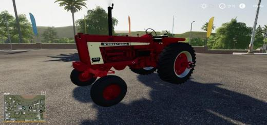 Photo of FS19 – International 806 Traktör V1.0