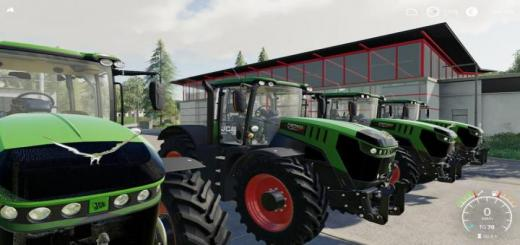Photo of FS19 – Jcb Fastrac 8330 Traktör V1.0.1.4