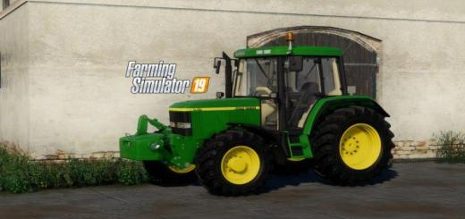 Photo of FS19 – John Deere 6110 Serisi V1.0