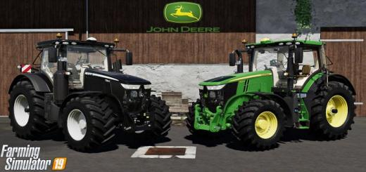 Photo of FS19 – John Deere 7R Serisi V1.0