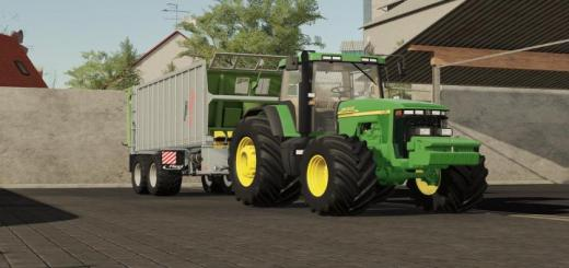 Photo of FS19 – John Deere 8000/8010 Traktör V1.0