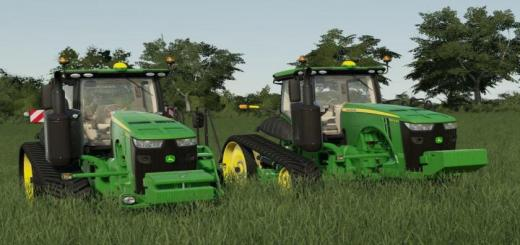 Photo of FS19 – John Deere 8Rt Serisi V1.0