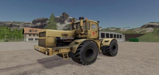 Photo of FS19 – Kirovez K-700 Traktör V1.0