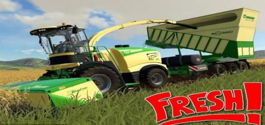 Photo of FS19 – Krone Cargo Römork V1