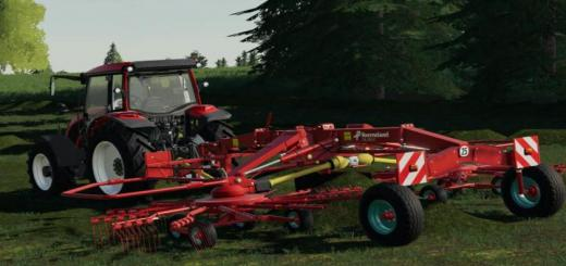 Photo of FS19 – Kverneland Taarup Ta 753C V1.0