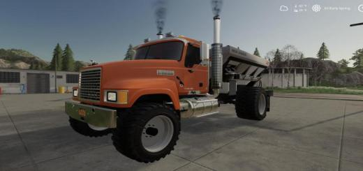 Photo of FS19 – Mack Pinnacle Gübre Yayıcı V1.0