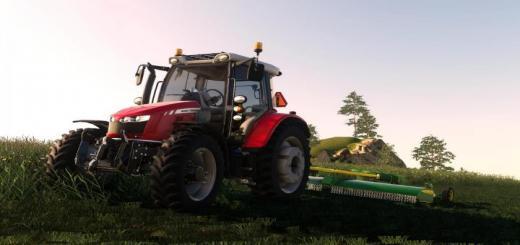 Photo of FS19 – Massey 5600 Traktör V2.0