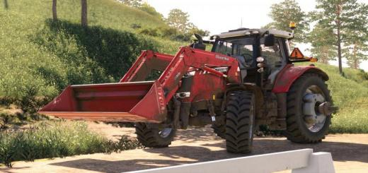 Photo of FS19 – Massey Ferguson 7700 Traktör V2.0