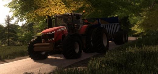 Photo of FS19 – Massey Ferguson 8700 Traktör V2.0