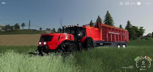 Photo of FS19 – Mtz – 3022 Dc Traktör V1.1