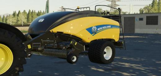 Photo of FS19 – New Holland Bigbaler 1290 V1