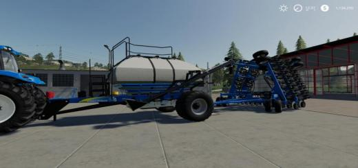 Photo of FS19 – New Holland Disc Drill V1.00