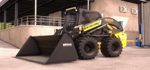 Photo of FS19 – New Holland L234 Skidsteer V1.0