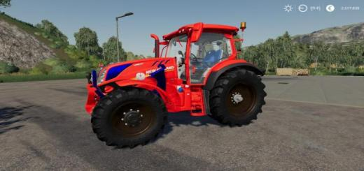 Photo of FS19 – New Holland T6 Nerd Mp V1.1