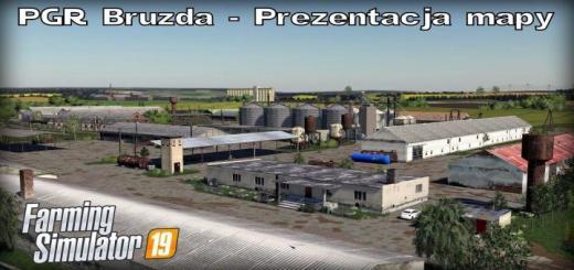 Photo of FS19 – Pgr Bruzda Çiftlik Haritası V1