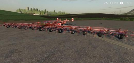 Photo of FS19 – Poett Hit 12-14 Nerd Mp V1.0