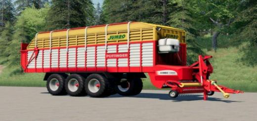 Photo of FS19 – Pottinger Jumbo Römork V1.0