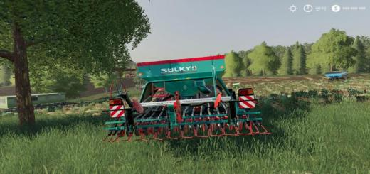 Photo of FS19 – Sulky Xeos Mibzer Modu V1.0