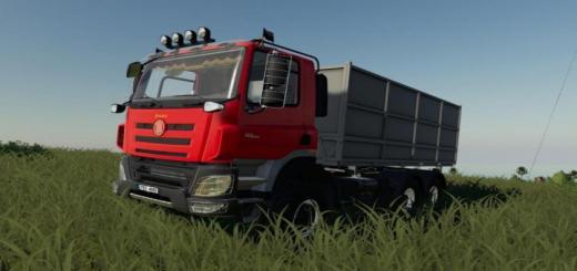 Photo of FS19 – Tatra Phoenix Euro 6 V1.0