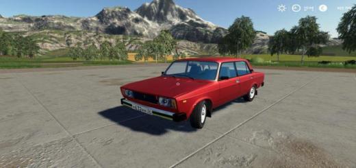 Photo of FS19 – Vaz 2105 Araba Yaması V1.0