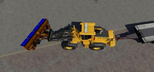 Photo of FS19 – Volvo F L60-L90 V4.0