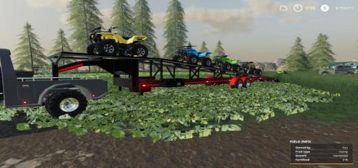 Photo of FS19 – Yamaha Grizzly V1.0