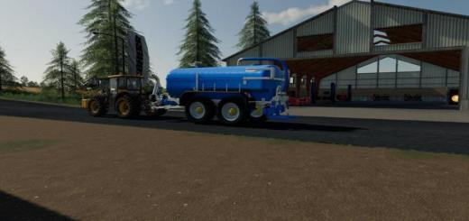 Photo of FS19 – Zunhammer Tanker Modu V1
