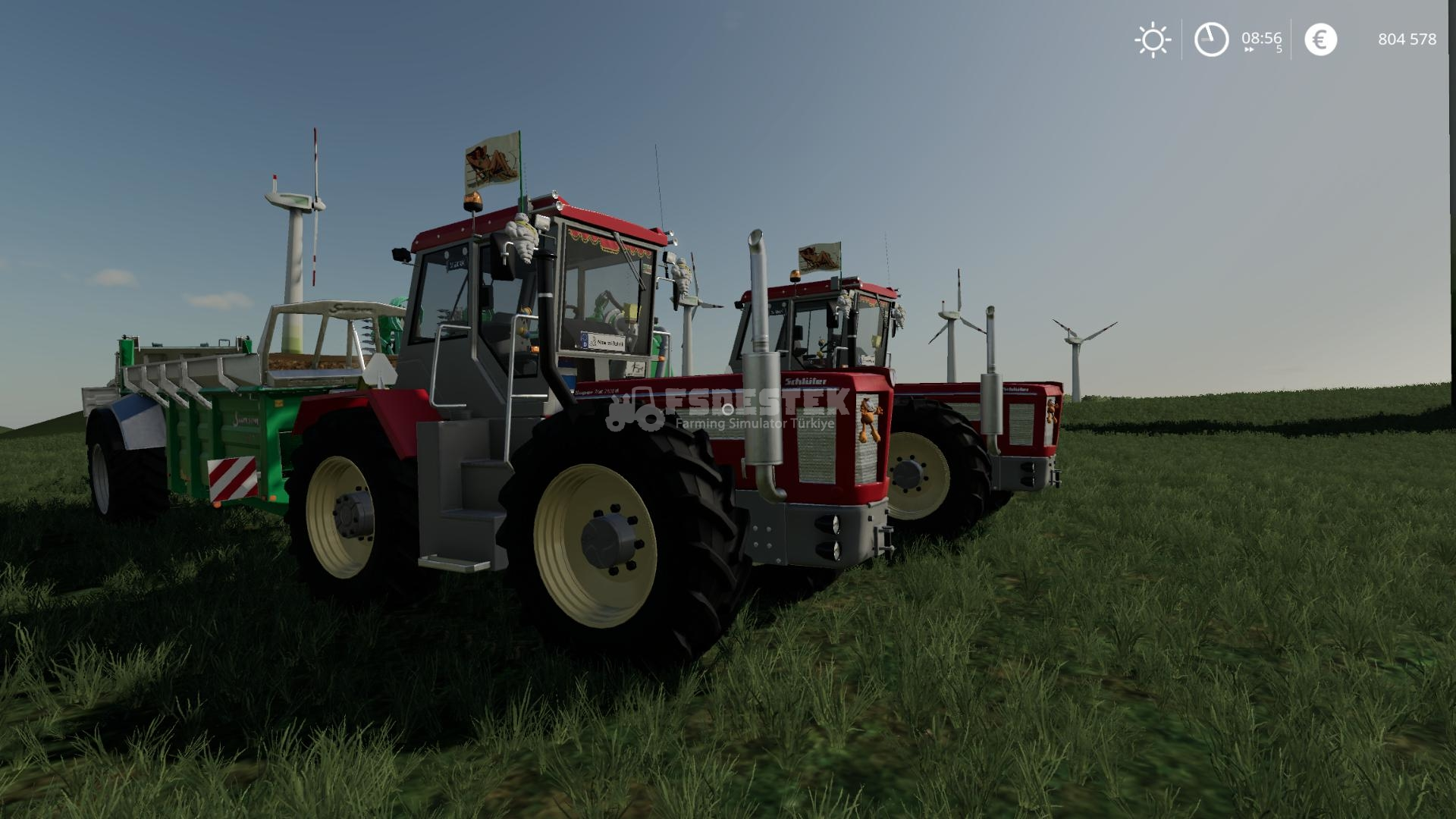 Photo of FS19 – Schlueter 2500 Özel Traktör V1.0