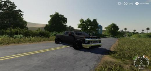 Photo of FS19 – 2020 Chevy 2500Hd V1.0