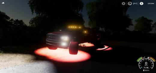 Photo of FS19 – Dodge 2020 Ram 2500 Turbo Dizel V1.0