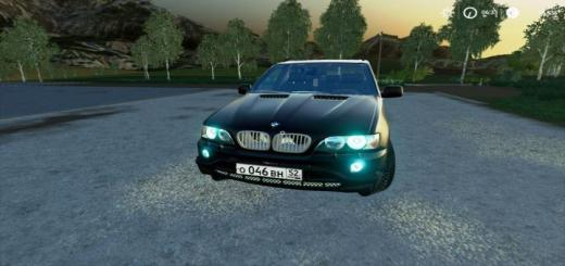 Photo of FS19 – Bmw X5 E53 V1.0
