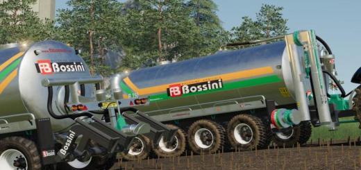 Photo of FS19 – Bossini B350 V1.1.0.0