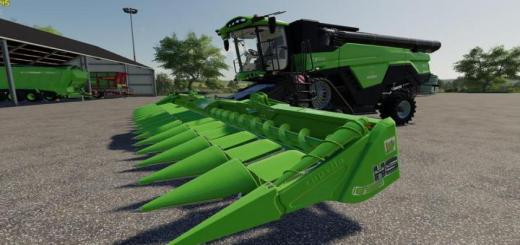 Photo of FS19 – Capello Quasar Hs16 Kesici V1.0