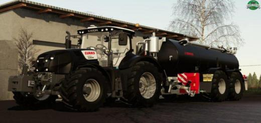 Photo of FS19 – Claas Axion 800 Cm V1.1