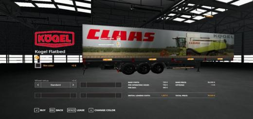 Photo of FS19 – Claas Kogel Otomatik Yükleyici V1.0