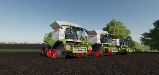 Photo of FS19 – Claas Lexion Paketi 2019 V1.0