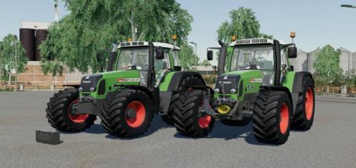 Photo of FS19 – Fendt 800 Vario Tms Traktör V1.0