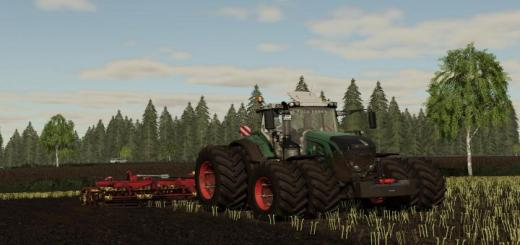 Photo of FS19 – Fendt 900 Vario S4 Traktör V1.0.0.1
