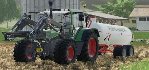 Photo of FS19 – Fendt Favorit 509 510 V4