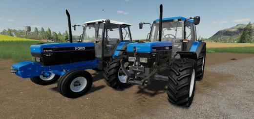 Photo of FS19 – Ford 40 Seri Paketi V1.1