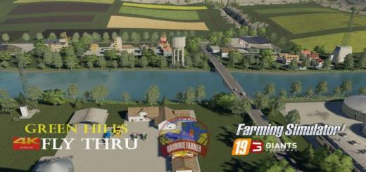 Photo of FS19 – Greenwich Çiftlik Haritası V1.0