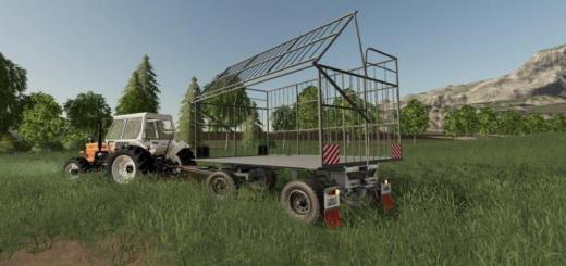 Photo of FS19 – Hw 60.11 Sa 29 Römork V1.0