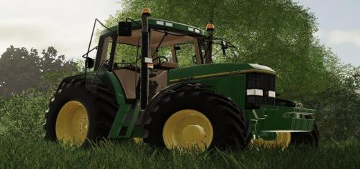 Photo of FS19 – John Deere 6000 Premium V1.0.0.1