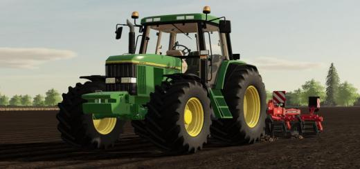 Photo of FS19 – John Deere 6000 Premium V1.0