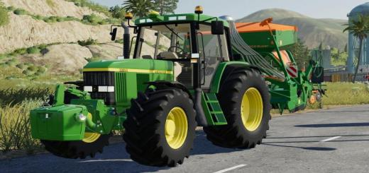 Photo of FS19 – John Deere 6010 Premium V1.0