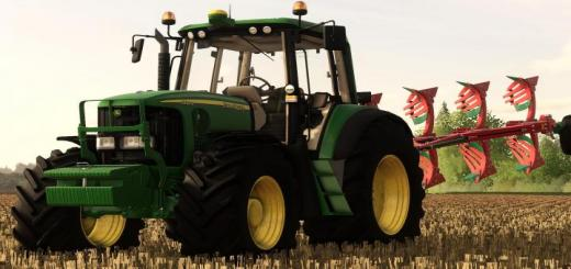 Photo of FS19 – John Deere 6020 Premium V1.0
