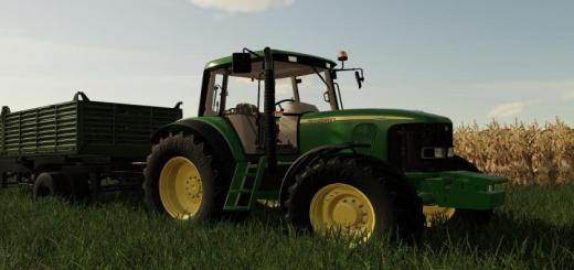 Photo of FS19 – John Deere 6020Se Traktör V1