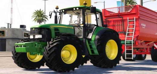 Photo of FS19 – John Deere 6030 Traktör V1
