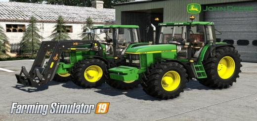Photo of FS19 – John Deere 6610 / 6810 / 6910 / 6910S V1.0